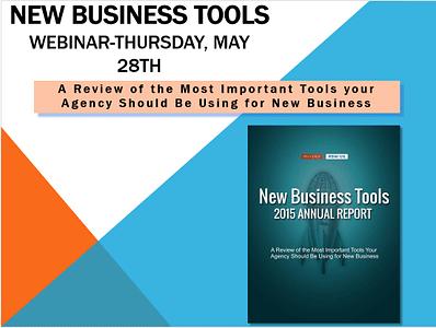 2015 New Business Tools Webinar
