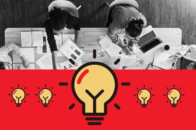 The Battle For The Best Ideas Starts With Rethinking The Creative Process