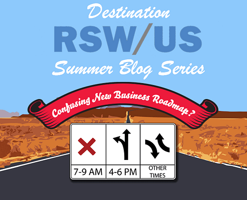 This article, Refreshing Your Outdated Agency New Business Roadmap, is part of our Destination RSW Summer Blog Series, designed to help you navigate the hazards encountered on the road to new business. We'll have new challenges featured throughout the summer, so be sure to check back in each week for a look at the latest content!